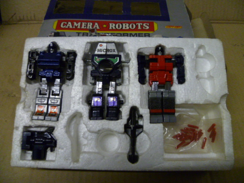 Robot Vintage Robo_031