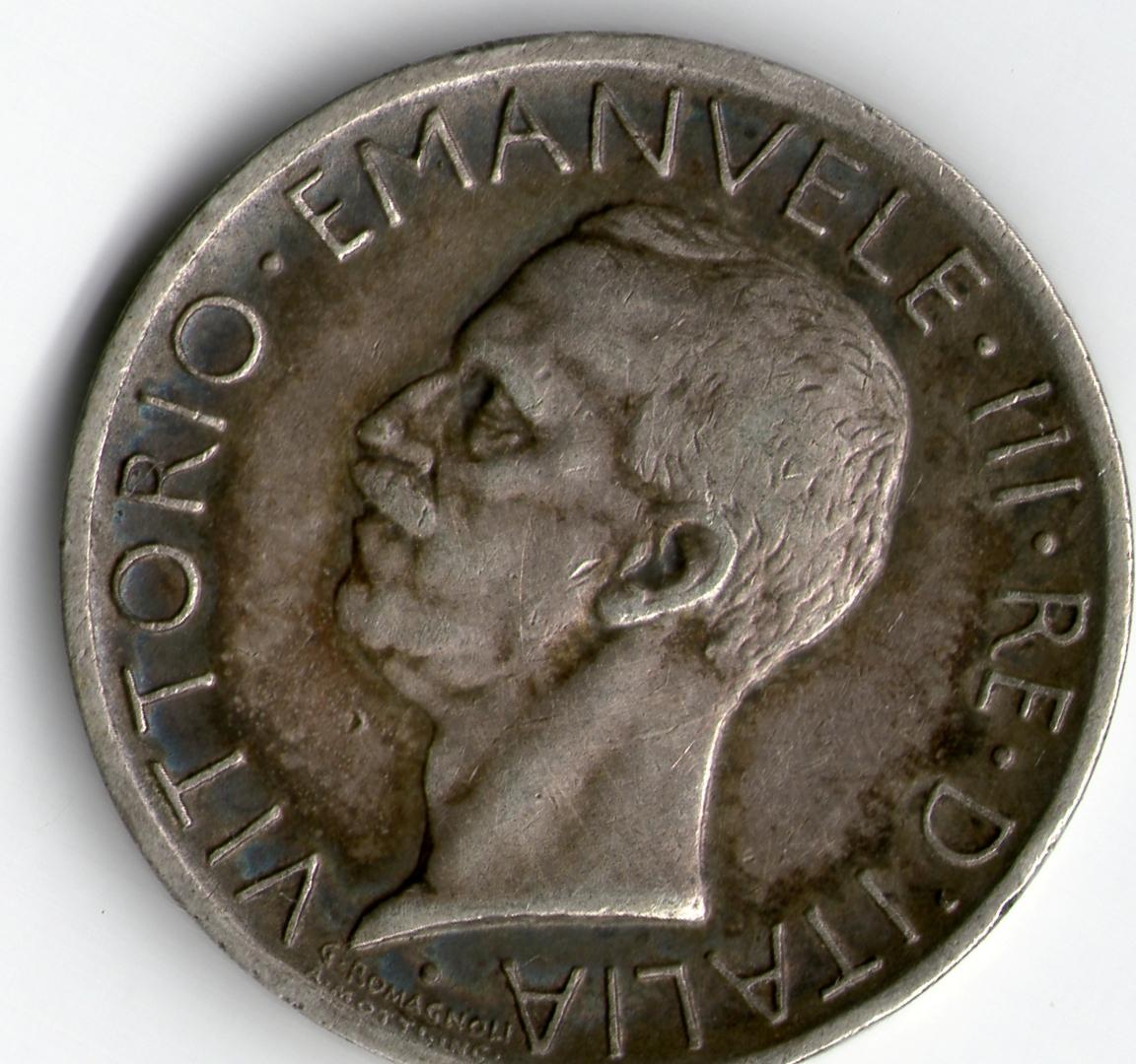 5 Liras Italia 1927 Anverso_5_liras