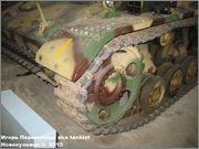 """Немецкая 15,0 см САУ """"Hummel"""" Sd.Kfz. 165,  Deutsches Panzermuseum, Munster, Deutschland Hummel_Munster_084"""