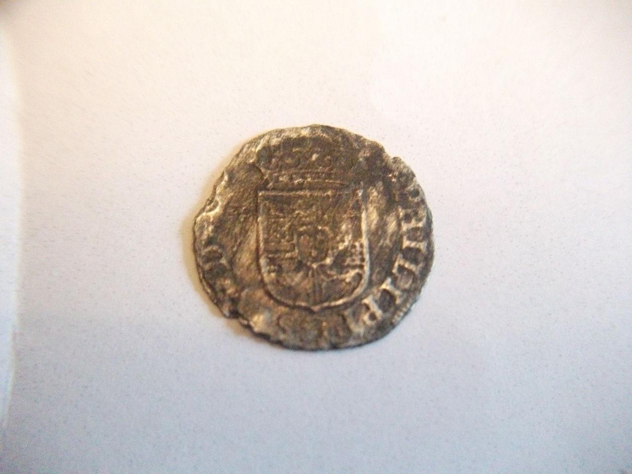 1 real de 1729 de Felipe V. Ceca de Sevilla DSCF2056
