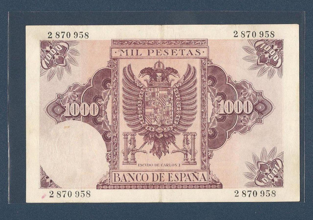 1000 Pesetas de 1940 (Carlos I). Falso de Época. Imagenlibro33_024