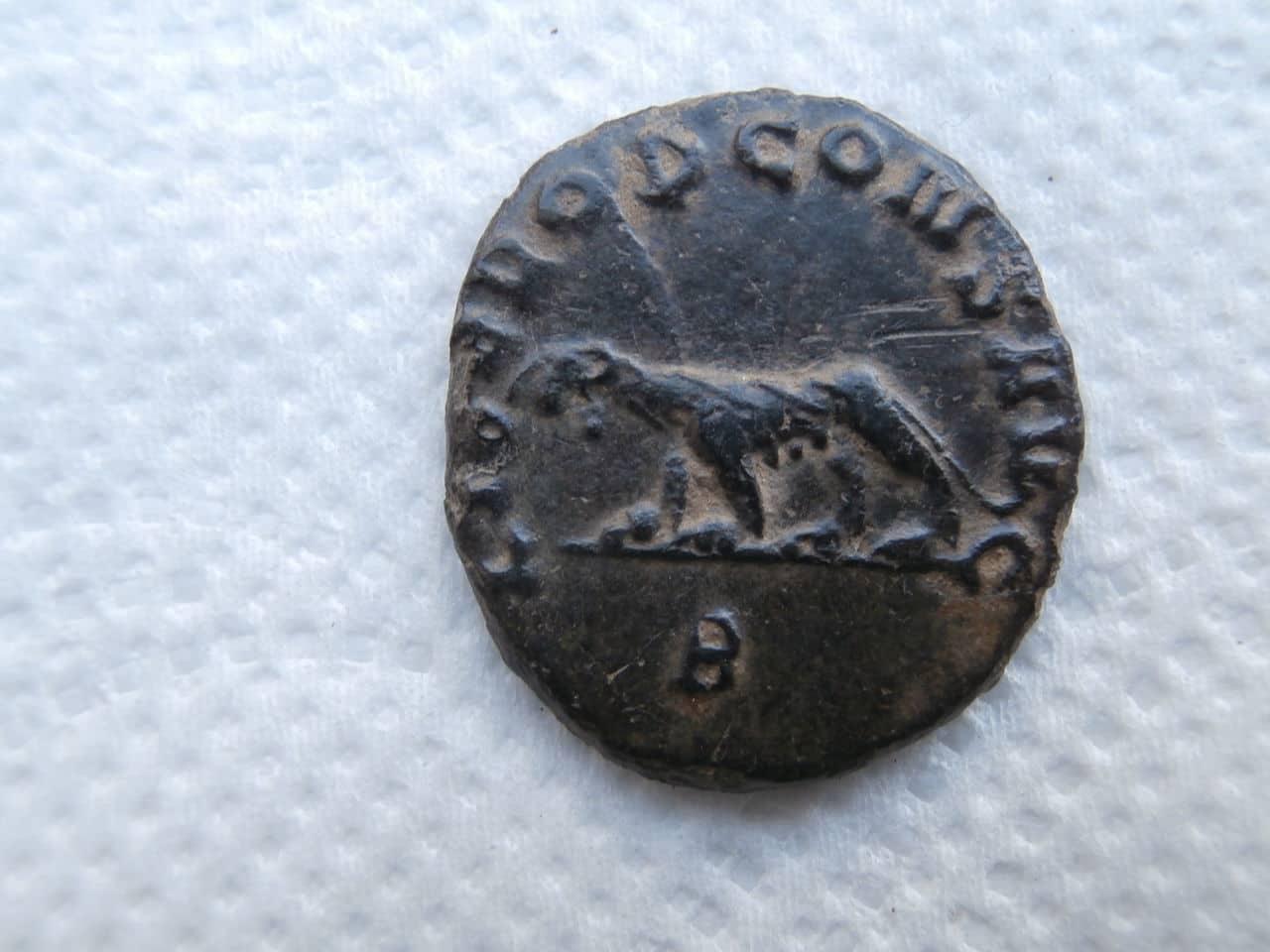 Antoniniano de Gallieno. LIBERO P CONS AVG. Roma. P1220160