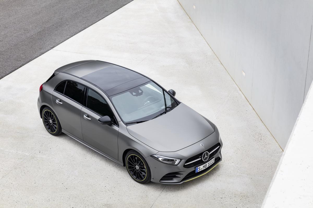 Classe A 2019 revelado 2019-_Mercedes-_Benz-_A-_Class-_Hatch-38
