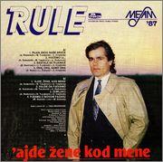 Nervozni postar - Diskografija Rule_1988_lp_Zadnja