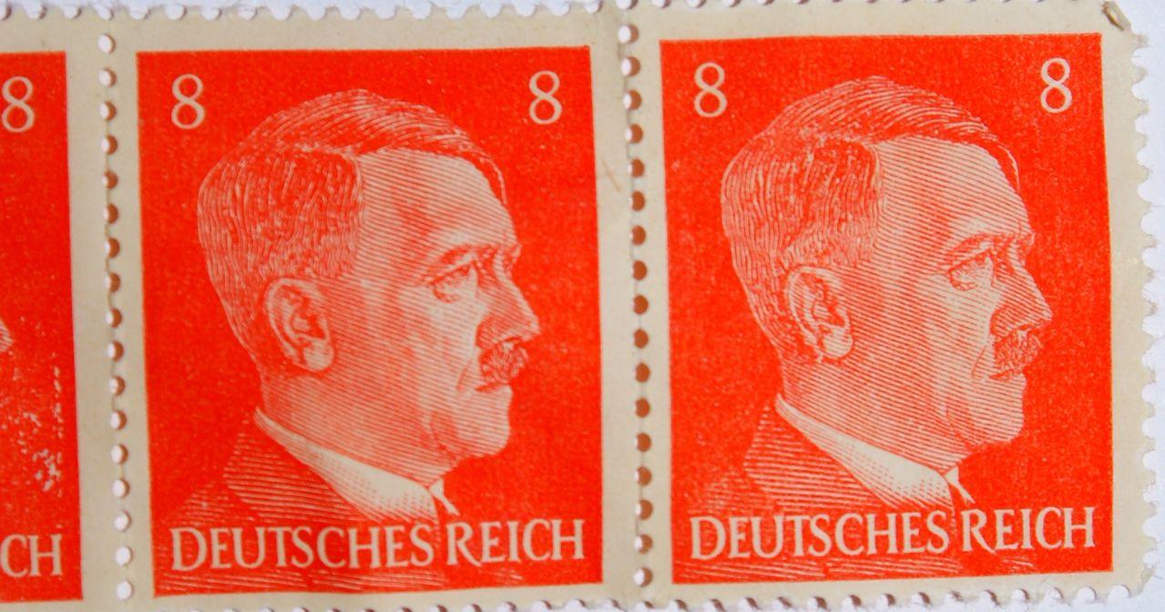 8 Deutsches Reich- Adolf Hitler DSC08639