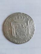 8 Reales Carlos IV. Guatemala.1806 Carolusi