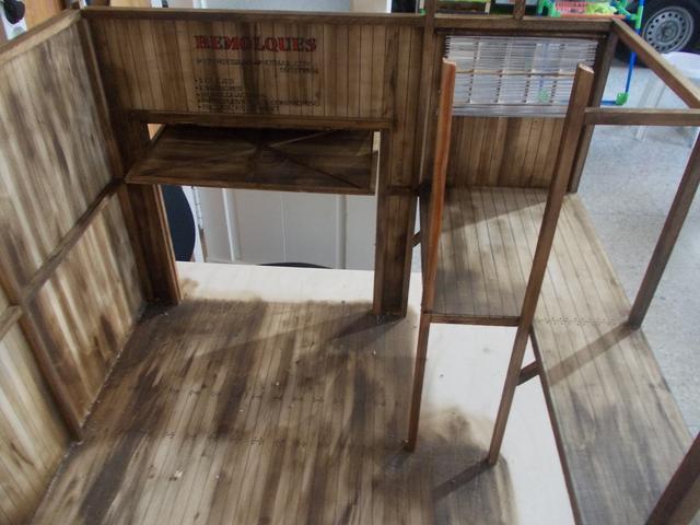 "Diorama: taller mecánico ""de toda la vida"" escala 1/10 DSCN4751"