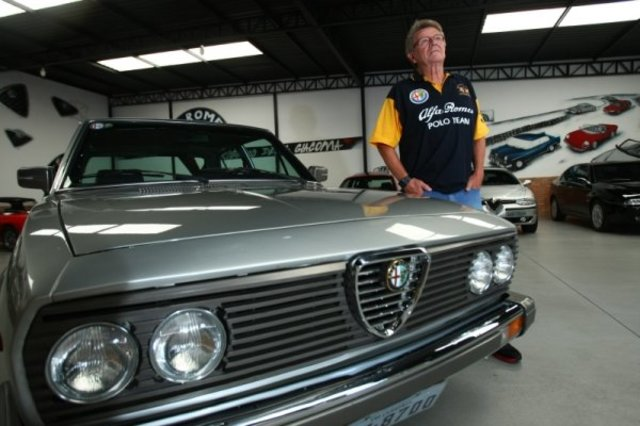 Auto Storiche in Brasile - FNM & Alfa Romeo - Pagina 2 Ronei_Della_Giacoma_Alfa_Romeo