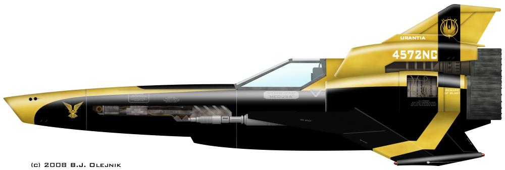 The Starblazers Mk. II Vipermk2ba2xv7