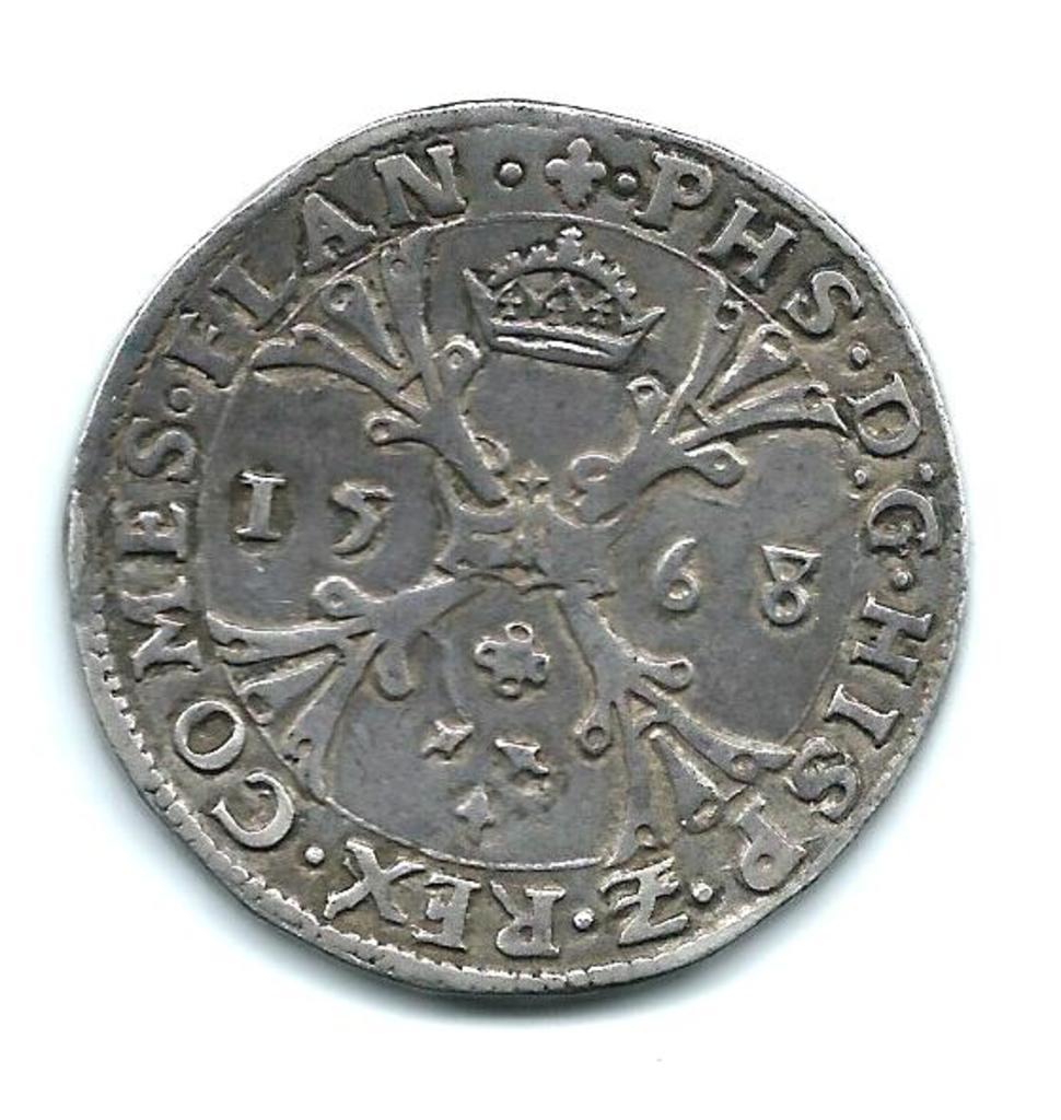 escudo de Borgoña de Felipe II Image