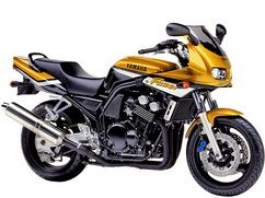 Orígen, historia y evolución | Yamaha FZ6 - Fazer 2000_Amarillo