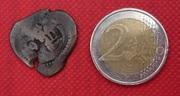dos maravedis de felipe II con resellos Resello_comparaci_n