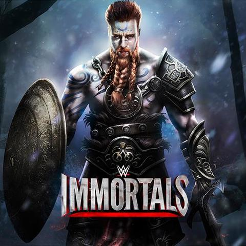 The first look of WWE Immortals characters. 1908486_1584791005074224_443047811869074695_n_jp