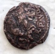 Cuadrante de Turiaso, época de Augusto. TVRI / ASO dentro de corona. IMG_0063