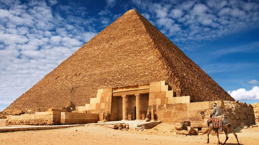 Płaska ziemia - czy można tej teorii zaprzeczyć? - Page 39 Piramida