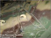 """Немецкая 15,0 см САУ """"Hummel"""" Sd.Kfz. 165,  Deutsches Panzermuseum, Munster, Deutschland Hummel_Munster_091"""