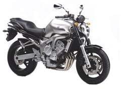 Orígen, historia y evolución | Yamaha FZ6 - Fazer 2004_FZ6_N_Gris