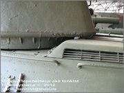 Советский средний танк ОТ-34, завод № 174, осень 1943 г., Военно-технический музей, г.Черноголовка, Московская обл. 34_081