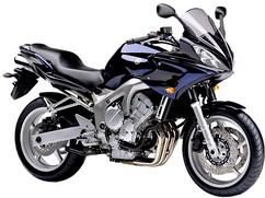 Orígen, historia y evolución | Yamaha FZ6 - Fazer 2005_FZ6_S_Azul