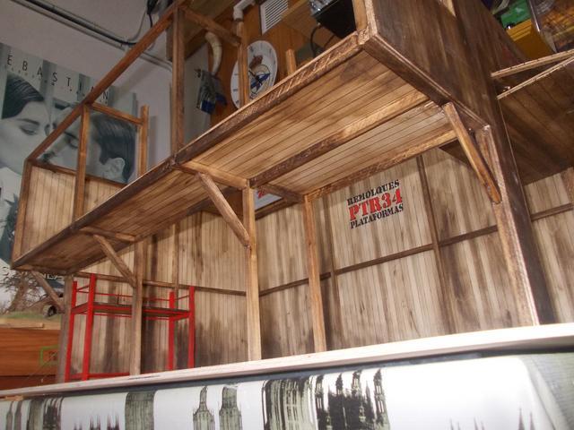 "Diorama: taller mecánico ""de toda la vida"" escala 1/10 DSCN4735"