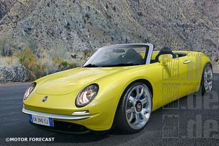 nuova 124 spider  - Pagina 2 Fiat_850_Spider