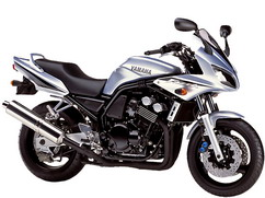 Orígen, historia y evolución | Yamaha FZ6 - Fazer 2002_Gris