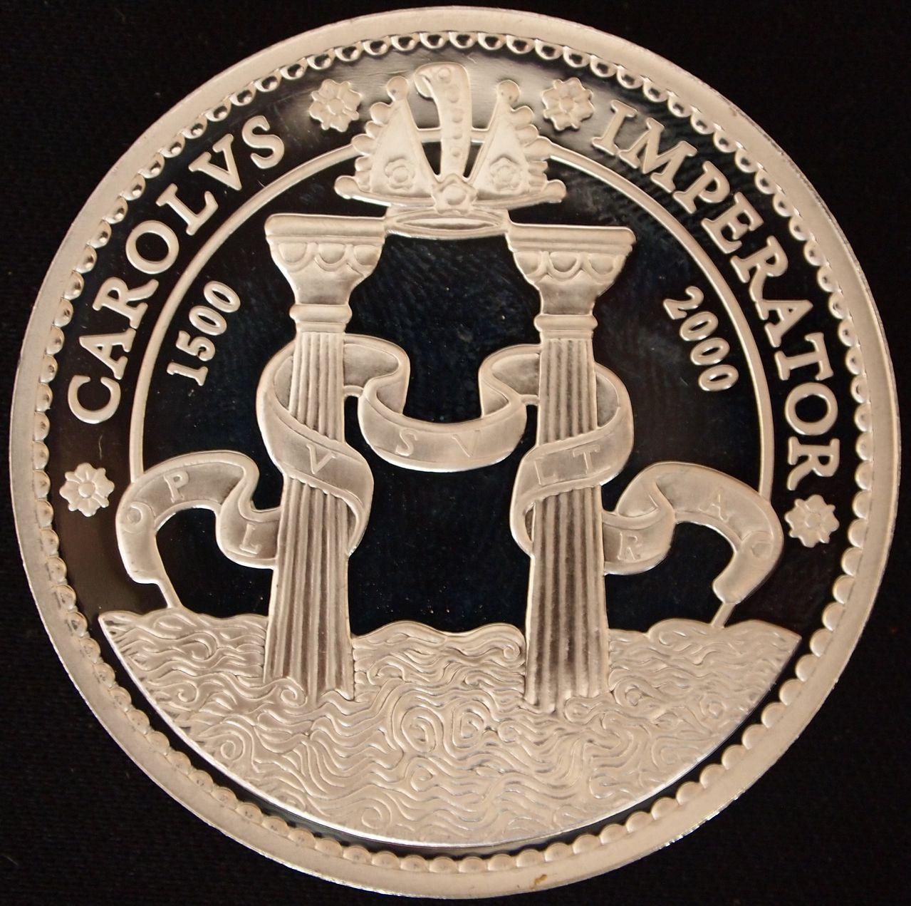 2000 pesetas España año 2000 1