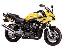 Orígen, historia y evolución | Yamaha FZ6 - Fazer 2002_Amarillo