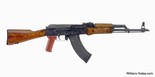 Milicia Bolivariana  Akm