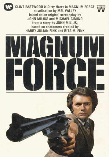 Clint Eastwood Magnum_Force_poster
