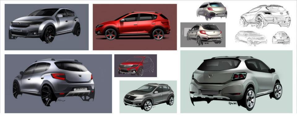 [Présentation] Le design par Dacia Daica_sketches