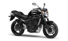 Orígen, historia y evolución | Yamaha FZ6 - Fazer 2007_FZ6_N2_Negro