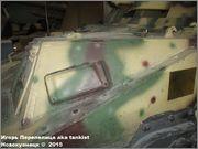 """Немецкая 15,0 см САУ """"Hummel"""" Sd.Kfz. 165,  Deutsches Panzermuseum, Munster, Deutschland Hummel_Munster_086"""