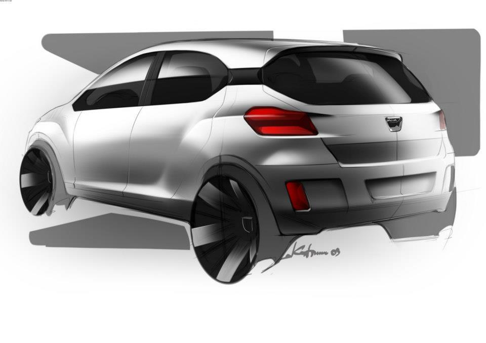 [Présentation] Le design par Dacia Sandero_Kostromin_2