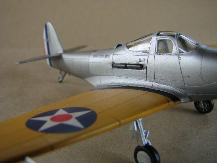 Bell XFL-1 Airabonita, RSmodels, 1/72 DSC02329