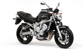 Orígen, historia y evolución | Yamaha FZ6 - Fazer 2007_FZ6_N_Negro