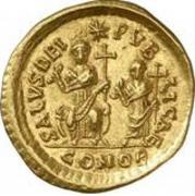 Glosario de monedas romanas. CRUZ. Image
