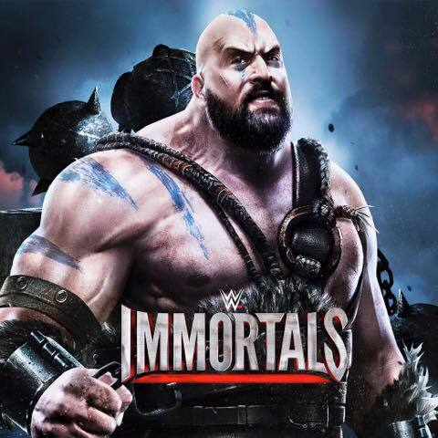 The first look of WWE Immortals characters. 10915212_1584833665069958_3522319579790169957_n