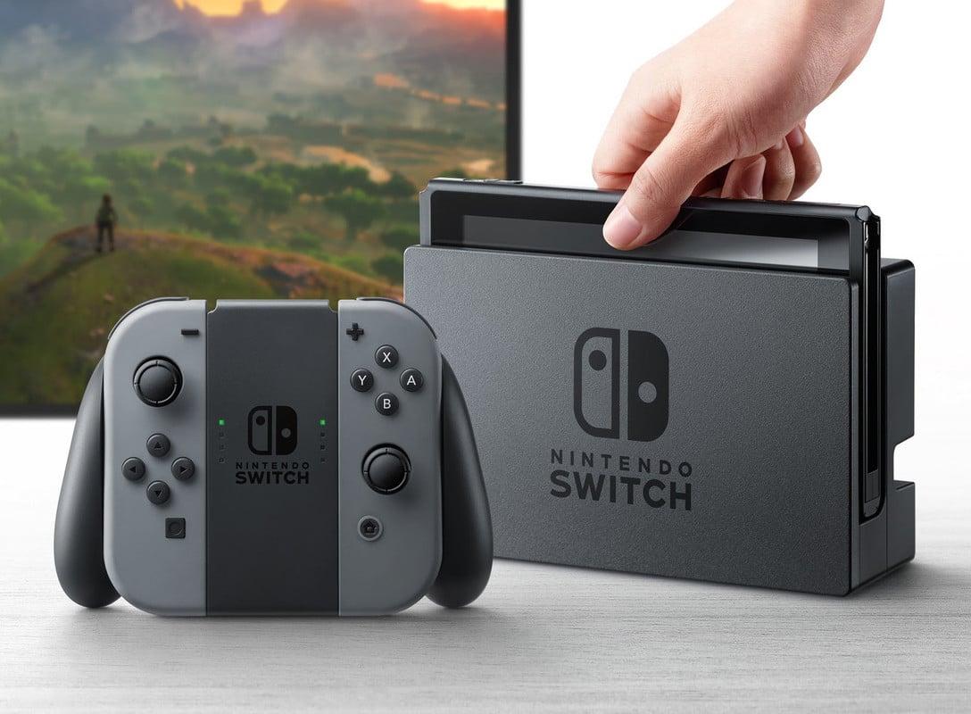 """Nvidia sobre Nintendo Switch: """"Cuando la gente la vea y la disfrute va a sorprenderse"""" Nintendo_Switch"""