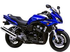 Orígen, historia y evolución | Yamaha FZ6 - Fazer 2003_Azul