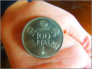 Juan Carlos I 100 pesetas España ' 82 P2290026