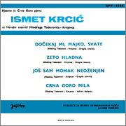 Miodrag Todorovic Krnjevac -Diskografija Ismet_Krcic_JUGOTON_EPY_3785_1967_2