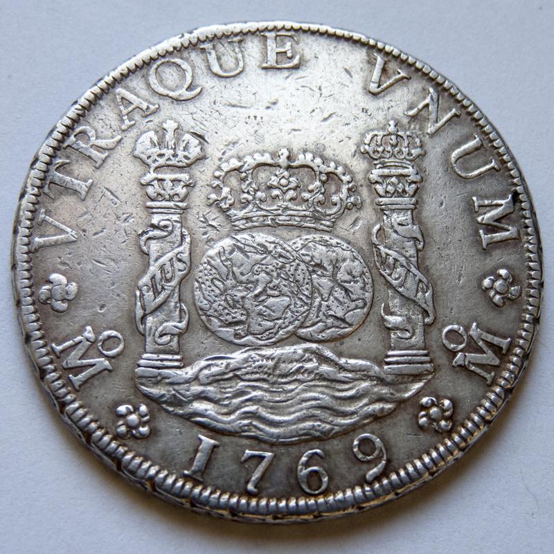 8 reales 1769 México P1030442-1