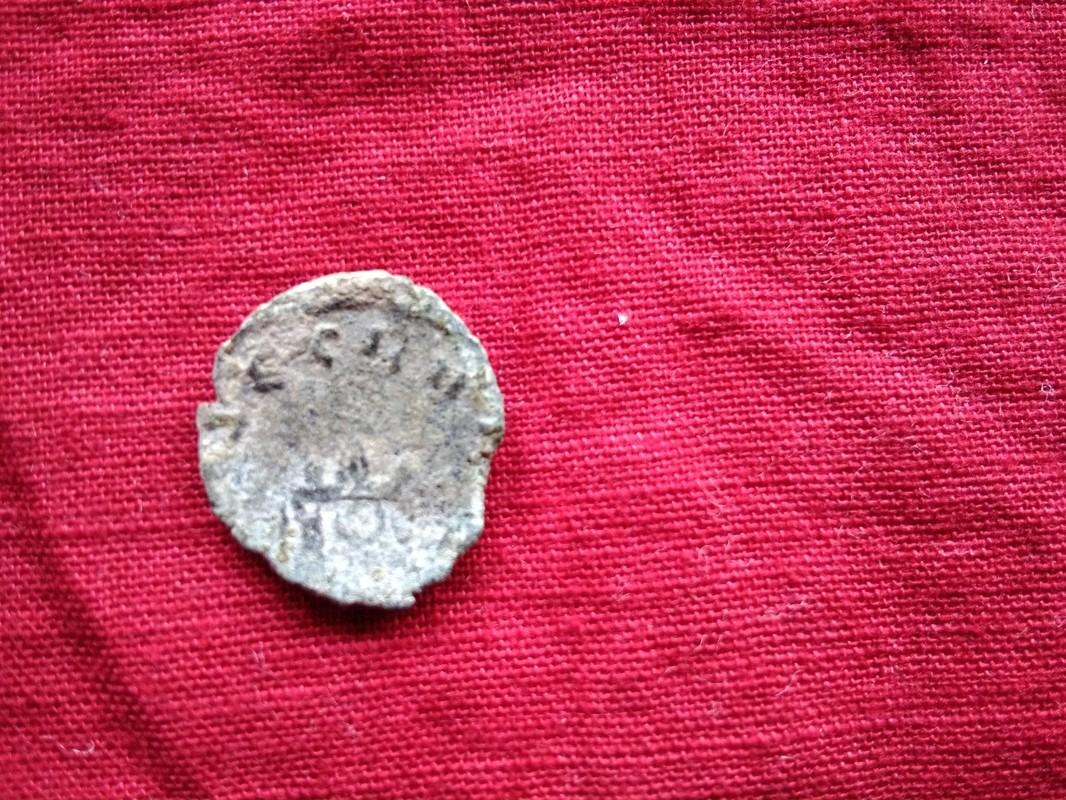 Reverso antoniniano Claudio II tipo CONSECRATIO, con altar en llamas. IMG_20170602_082247