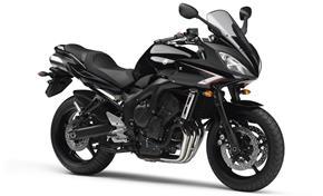 Orígen, historia y evolución | Yamaha FZ6 - Fazer 2009_FZ6_S2_Negro