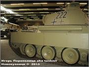 "Немецкий тяжелый танк PzKpfw V Ausf.G ""Panther"", SdKfz 171, Oorlogsmuseum, Overloon, Netherland Panther_Overloon_074"
