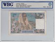 500 francs 1958, Madagascar Madagascar_P53_500_francs_1958_R