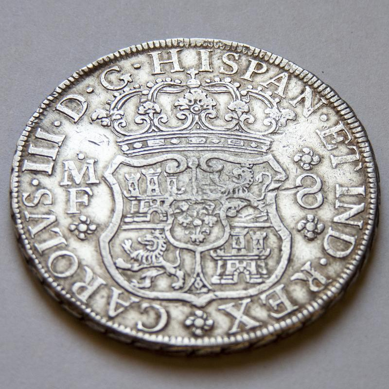 8 reales 1769 México P1030444-1