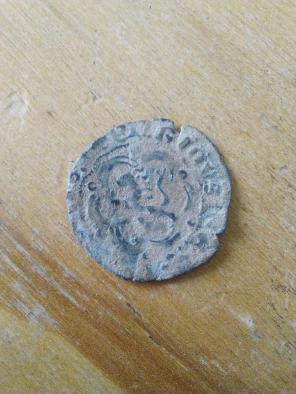 Blanca de Enrique III de Castilla 1390-1406 Sevilla. IMG_20170322_125408