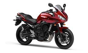 Orígen, historia y evolución | Yamaha FZ6 - Fazer 2007_FZ6_S2_Rojo